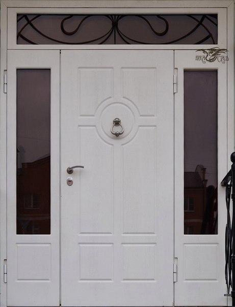 стоимость входной двери в подъезд
