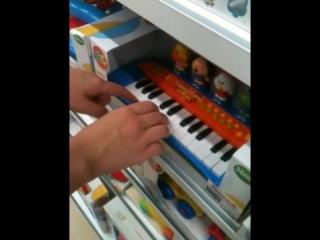 Псковское порно на детском пианино!1