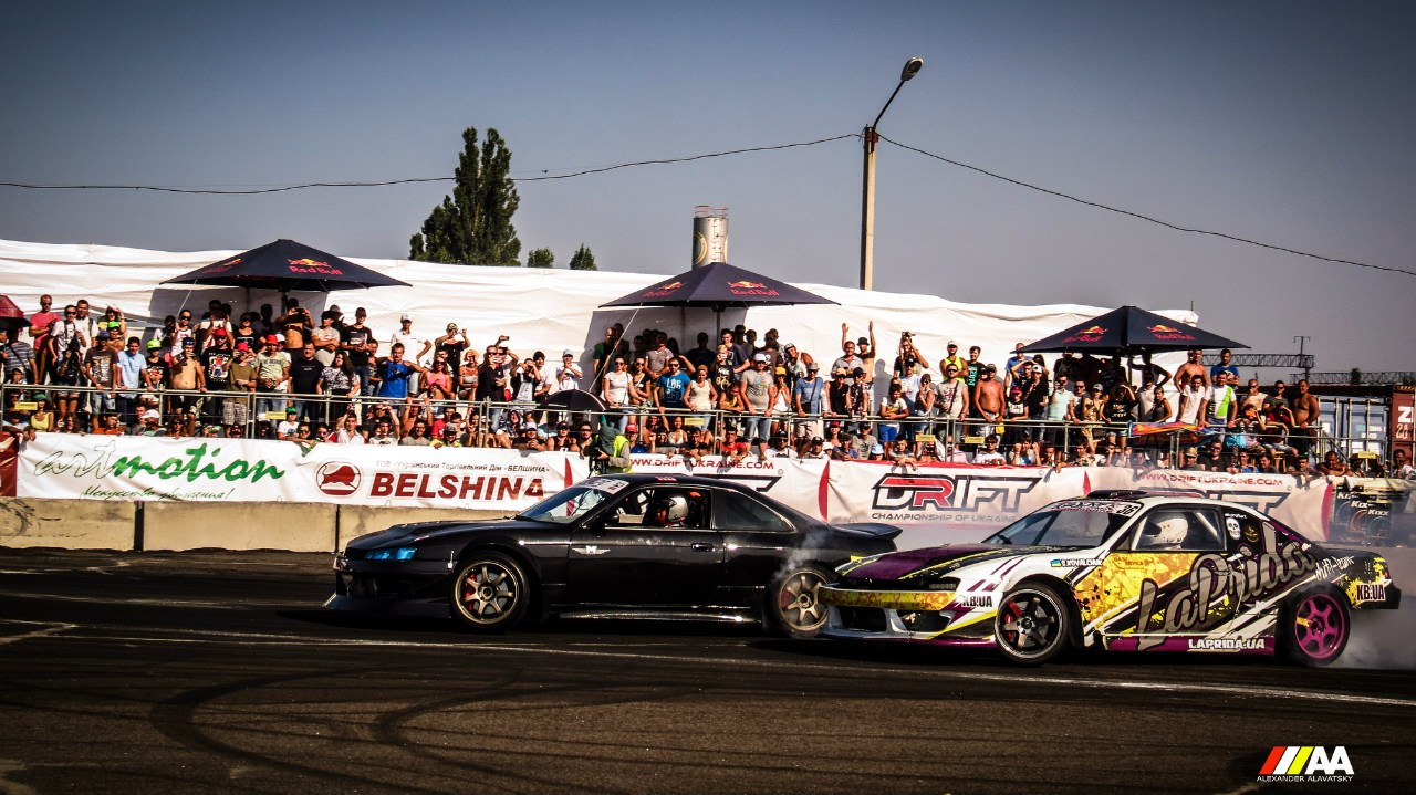 Drift Championship of Ukraine, прямой эфир финала 2015
