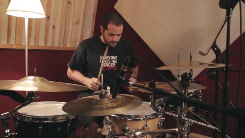 Venetian Snares - Szerencsétlen Drum Cover By Yogev Gabay