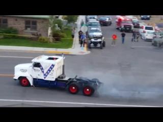 Мега прыжок грузовика. Супер |Авто Тюнинг Крутые Тачки