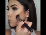 Пример выразительного весеннего макияжа - newme.kz