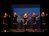 Ансамбль «Дыхание Кавказа», рук. Ламзова Валерия «Аварский танец»