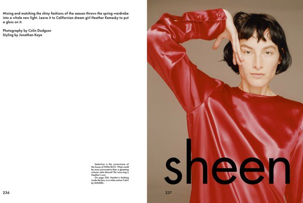 The Gentlewoman No.13 SS 2016