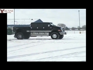 Ford F650 ⁄ The Worlds Biggest Pickup