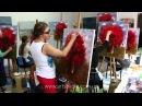 Мастер класс живописи Елены Ильичевой Мак - Одесса 2014