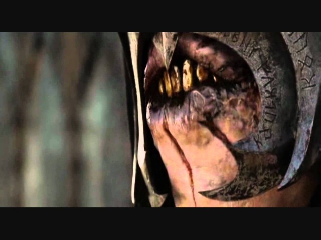 Голос Саурона (Mouth of Sauron)