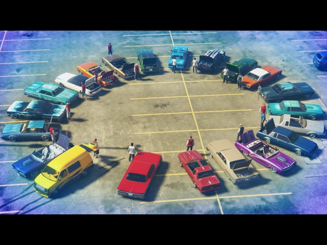 GTA 5 Lowriders Montage GTA Online DLC Cinematic Showcase