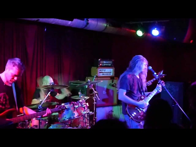 AHAB - The Hunt. Live at KellerKlub, Stuttgart, Germany, Oct. 25, 2013
