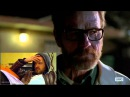 Breaking Bad: Bryan Cranston and Aaron Paul reading Felina script Series Finale