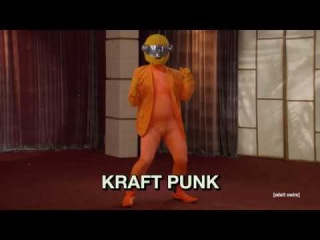 Kraft Punk | The Eric Andre Show | Adult Swim