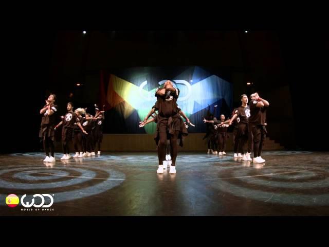 Klimax   FRONTROW   World of Dance Spain 2015   WODSP15
