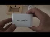 Универсальное устройство от BlitzWolf для быстрой зарядки