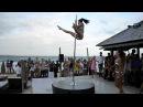 Marion Crampe Manuela Carneiro Pole Dance Show