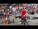 Dub FX feat. Talib Kweli, AJ et al. @ Lattenplatz, Hamburg 21.07.2014