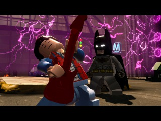 LEGO Dimensions Trailer (PS4/Xbox One/Wii U)