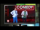 Чинар Исоян в Comedy Club (17 10 2014)