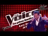 Depeche Mode VS The Voice (Heaven)....(ceci est une parodie !!!)