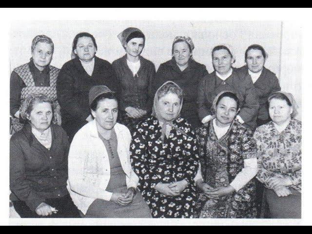 Гонения на христиан в СССР, нелегальные съёмки.