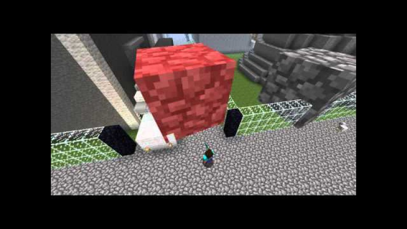 Minecraft Город Карателей. Том 1. Глава 4 /ДеФоРмАтОрЫ\