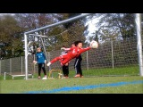 Seven Year Old Goalkeeper Bobby - Amazing Saves Season  20142015