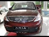 Test Drive TATA ARIA by Tata Motors