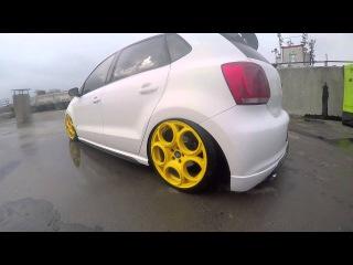 FYZ Medya Air Ride Volkswagen Polo Car Trailer