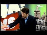 Миша Коллинз на канале Пятница