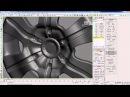 Полигональное моделирование литого автомобильного в 3D Max _часть 4
