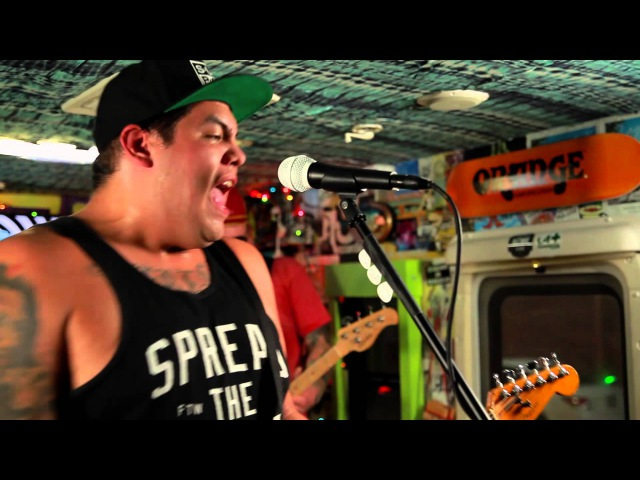 SUBLIME WITH ROME - Santeria (Live at JITV HQ in Los Angeles, CA) JAMINTHEVAN