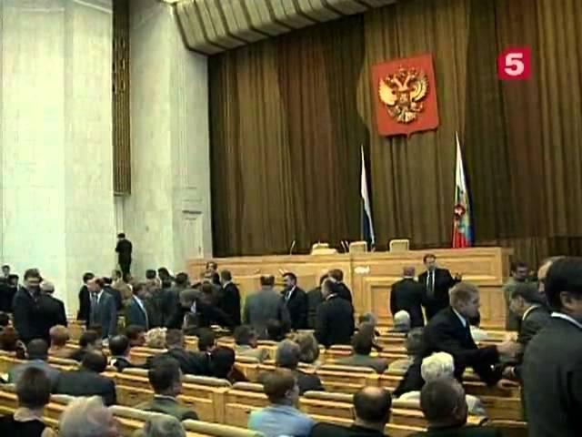 Момент истины 21.11.2011 (Истинное лицо Зюганова и КПРФ)