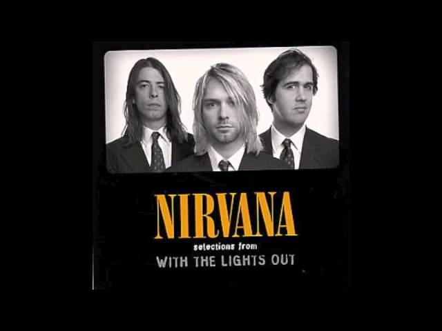 Nirvana - Don't Want it All [Lyrics]