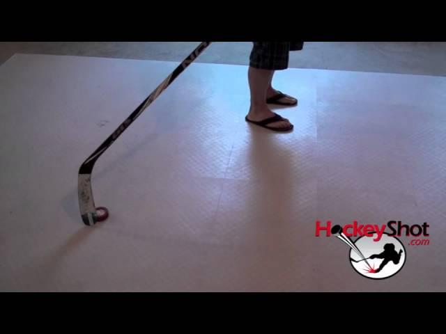 Toe Drag - Hockey Tips from HockeyShot