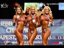 2015 World Fitness Championships Fitness Bikini 166cm