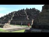 Храм Боробудур. Остров Ява. Borobudur Temple.Java Island