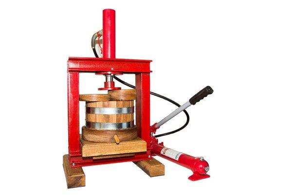 Пресс для кедрового масла