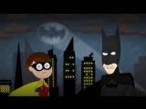 Clara i am Batman
