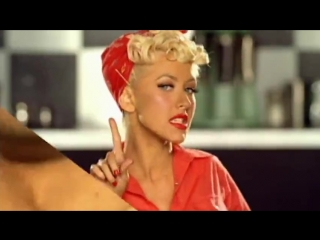 Christina Aguilera – Candy Man