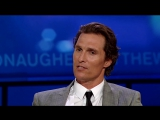 Matthew McConaughey about Jim Morrison (Alright, Alright, Alright)