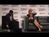 Dallas Comic Con - May 2015 - The X Files - Gillian Anderson