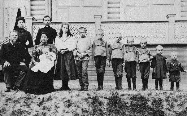 федор бондарчук жена и дети