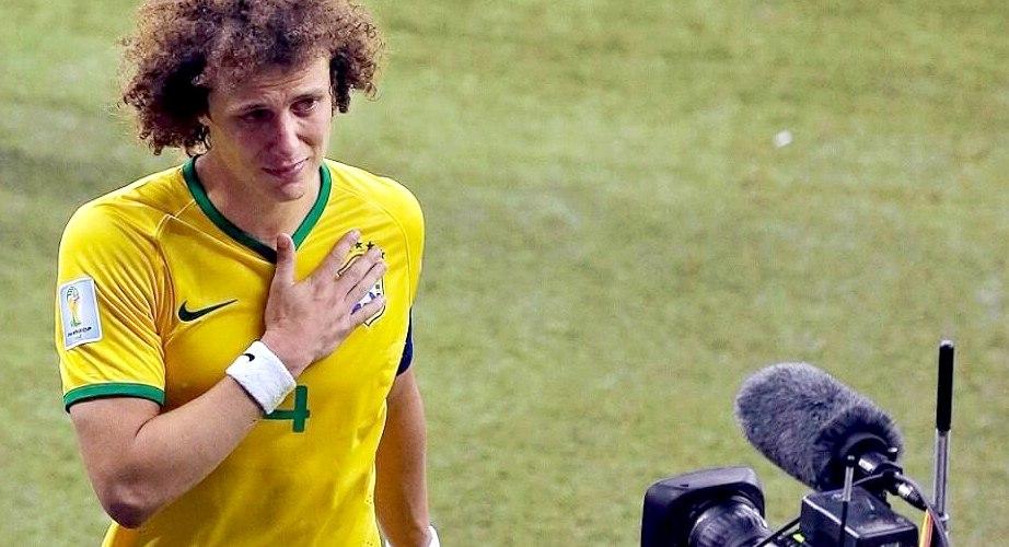 David Luiz ger bra 7:1