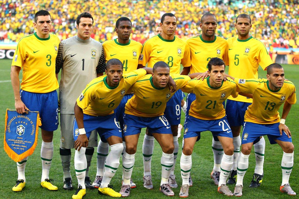 brasil portugal 2010