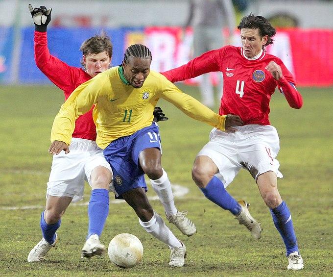 brasil russia 2006