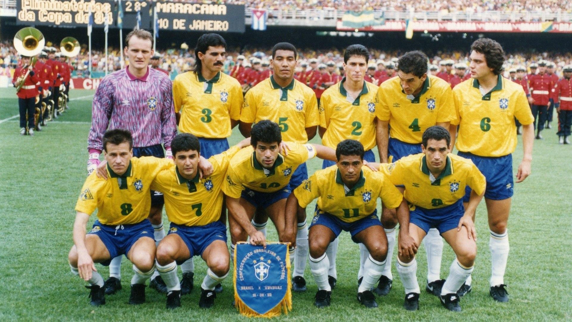 eliminatorias para copa de 1994