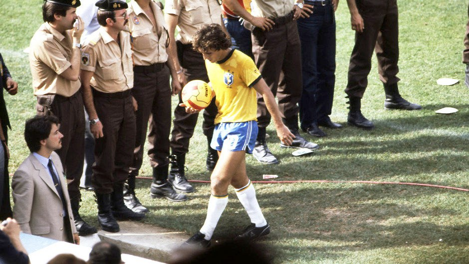 zico 1982