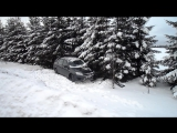 Вторая авария на тотемской трассе около #Чучково 3 января 2016 года.
