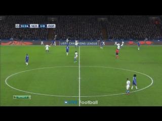 Челси 2-0 Порту | Лига чемпионов 2015/16 | Групповой этап | Тур 6 | Обзор матча