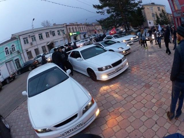Автошоу Спасск-Дальний