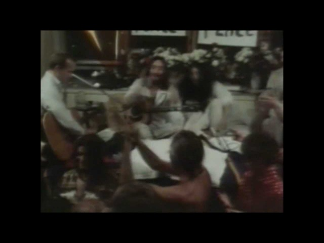 Give Peace a Chance John Lennon Plastic Ono Band Original video